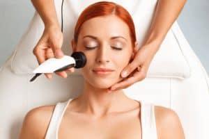rf quadrupolar skincare